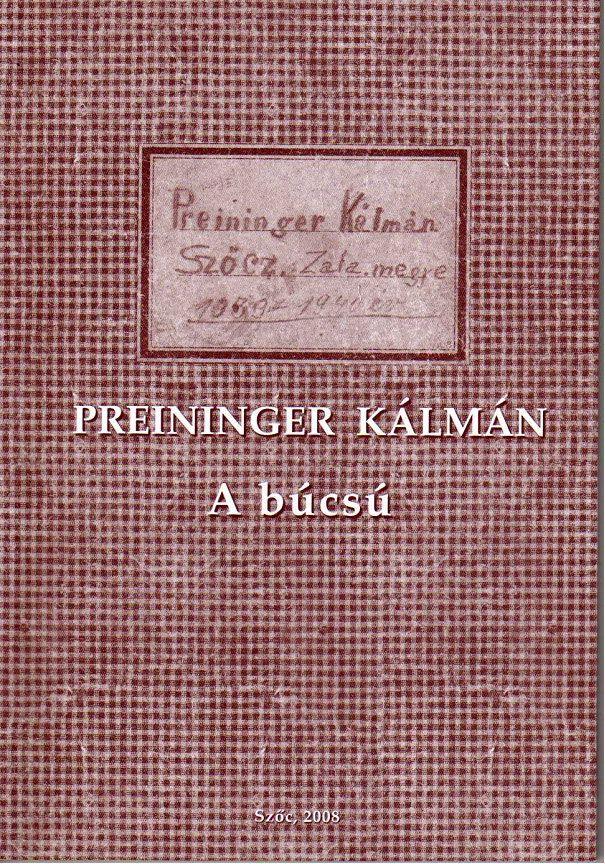 Preininger_Kalman_verseskotet