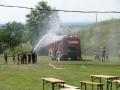 Tűzoltósági bemutató