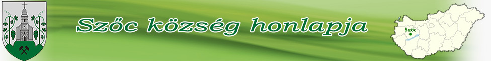 Szőc község honlapja